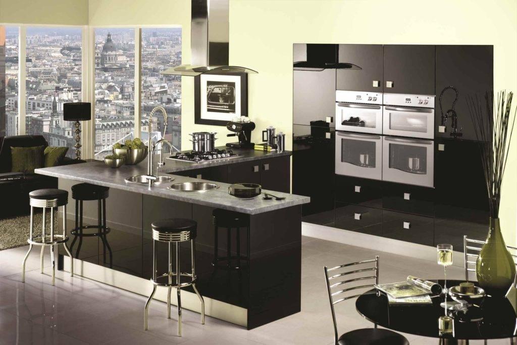 Серая кухня в интерьере — варианты сочетания и оформление дизайна