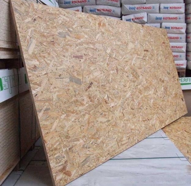 Осб (osb) плита: стандартные размеры, технические характеристики - постройки