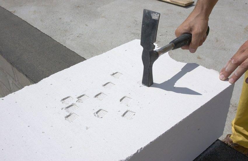 Газобетонные блоки (газобетон) – технические характеристики газоблоков