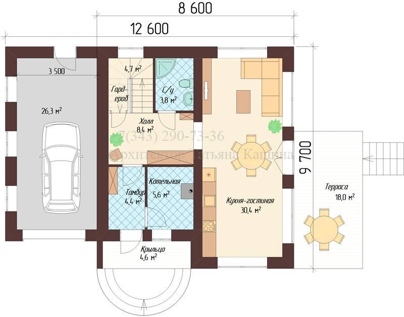 Проекты домов с мансардой и террасой (68 фото): красивые варианты для загородного жилого или дачного коттеджа, каркасные постройки на склоне, планировка с балконом и камином