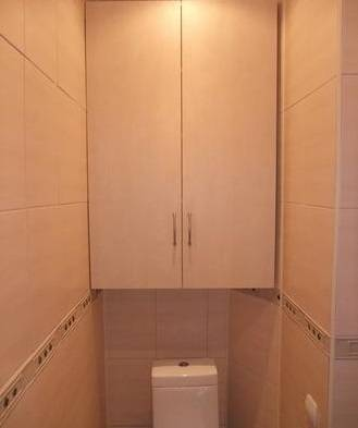 Сантехнический шкафчик с полками в туалет: как сделать самостоятельно, инструкция и фото шкафа