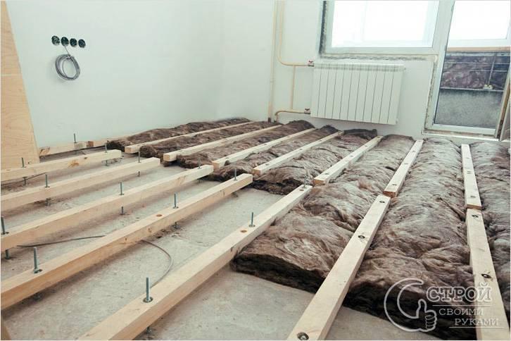 Как выровнять бетонный пол: 3 лучших способа + пошаговая технология