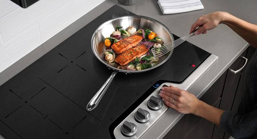 Чем отличается индукционная плита от электрической