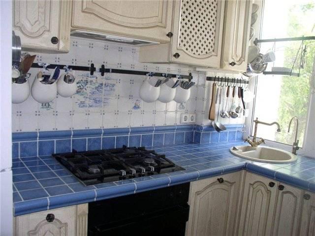 Изготовление столешницы для кухни своими руками