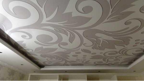 Тканевые натяжные потолки: достоинства и недостатки, монтаж своими руками