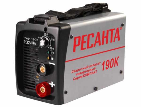 Сварочный аппарат ресанта саи 220: модификации и характеристики