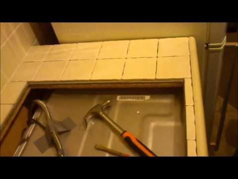 Как убрать затирку из швов плитки в домашних условиях: средства для удаления старой замазки в ванной