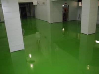 Обзор полимерных красок для бетонных полов