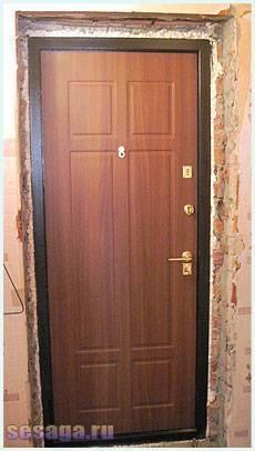 Реставрация входных дверей: как обновить металлическую железную или деревянную дверь в квартире своими руками панелями мдф