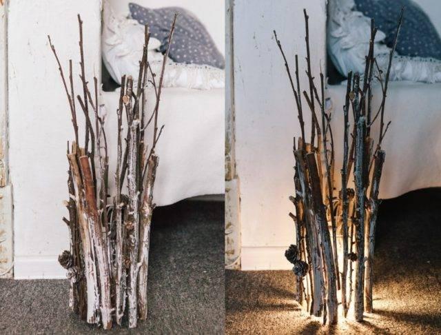 Поделки из природного материала - 69 фото идей изделий из натуральных материалов