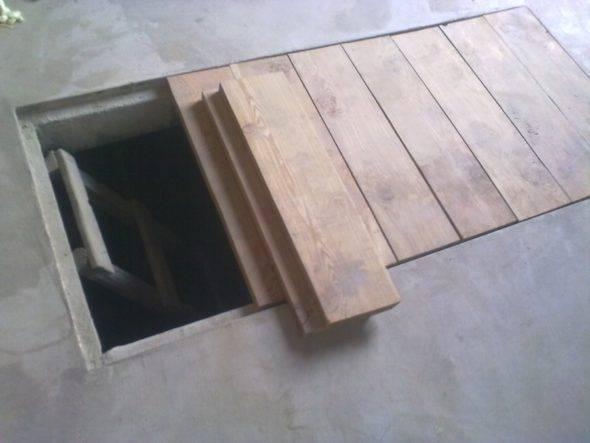 Оптимальные размеры смотровой ямы в гараже. этапы строительства. | папа мастер!