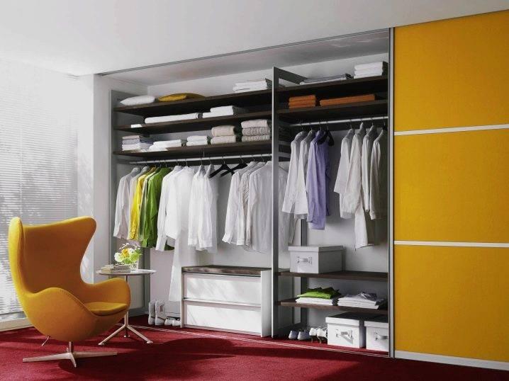 Шкаф купе вспальню— оптимизируем пространство правильно