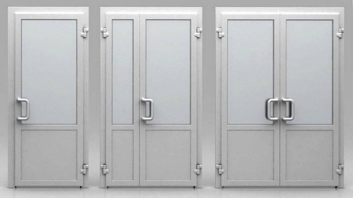 Отличительные особенности и критерии выбора алюминиевых входных дверей
