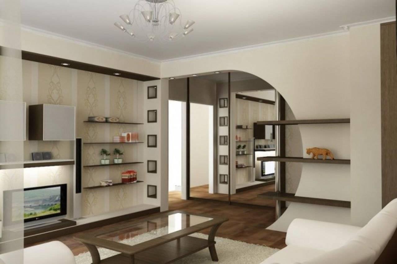 Перепланировка 3-х комнатной квартиры в хрущевке и в панельном доме: варианты, дизайн, проект, фото » интер-ер.ру