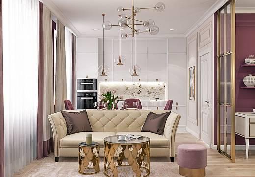 Дизайн кухни-гостиной 20 кв. м (72 фото): планировка совмещенных комнат, проект интерьера прямоугольного зала с диваном и кухней