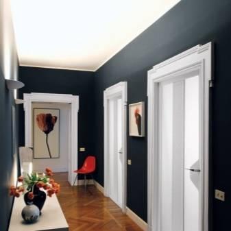 Складные межкомнатные двери и раздвижные конструкции: фото в интерьере, отзывы покупателей