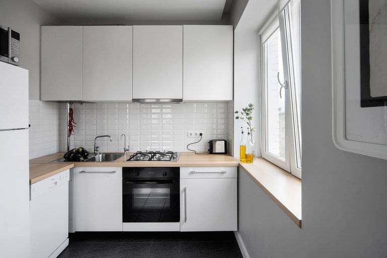 Фартук для белой кухни:от выбора материала до дизайна