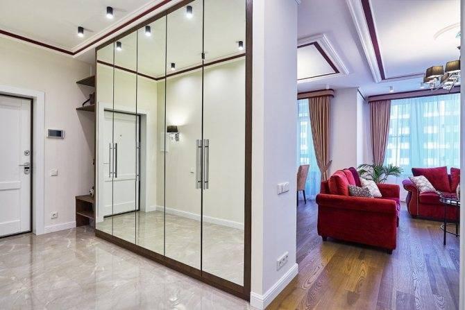 Зонирование комнат обоями: методики, идеи для интерьеров