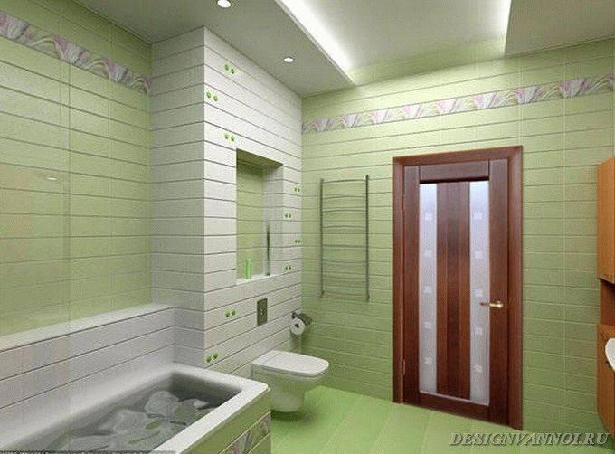 Какие лучше выбрать двери в ванную комнату и туалет — 50 фото