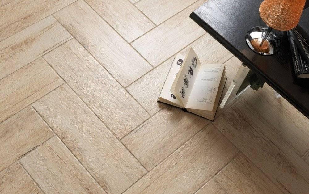 Правильная укладка плитки на пол по диагонали