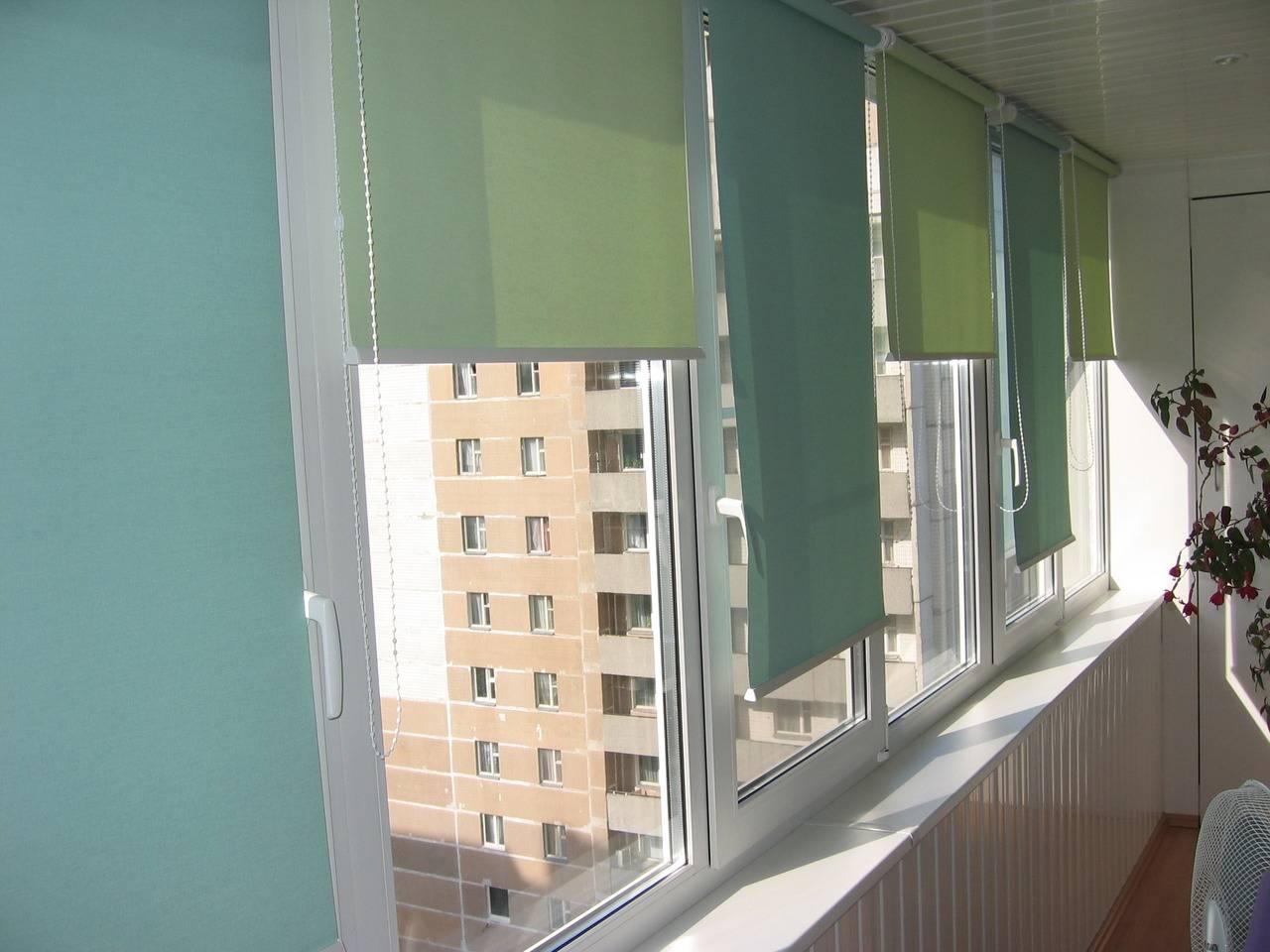 Шторы на балкон и лоджию (топ-40 идей): своими руками или готовые варианты