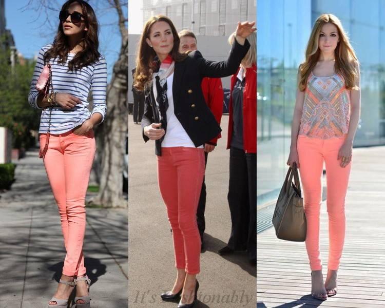С чем красиво носить синюю одежду. какие оттенки синего идут блондинкам, брюнеткам, шатенкам и рыжим