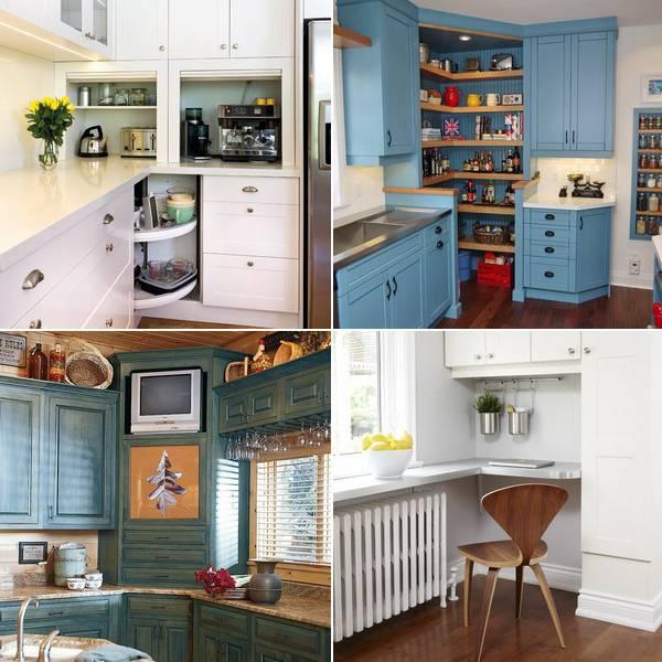 Дизайн кухни в квартире: фото примеры планировки, идеи оформления интерьера и полезные советы