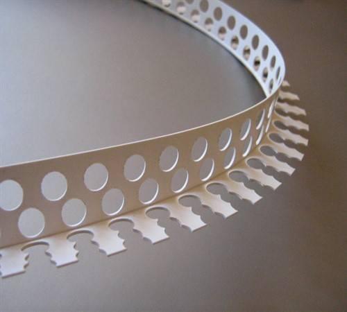 Украшаем арку с помощью уголков: особенности крепления