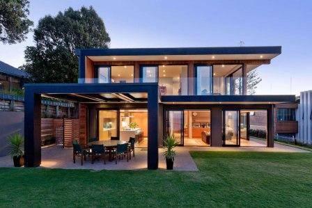 Панорамные окна в квартире, частном доме: проекты, дизайн