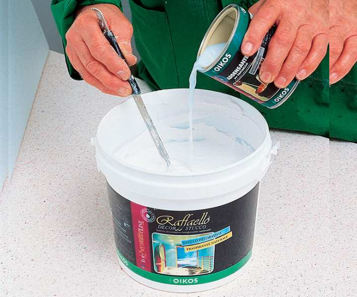 Как развести водоэмульсионную краску: когда это необходимо, правильные пропорции и инструкция работ    в мире краски