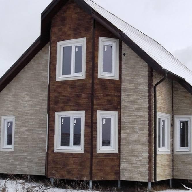 Альта профиль (фасадные панели): монтаж своими руками