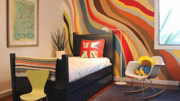 Краска для стен вквартире: как выбрать + 42 фото интерьеров