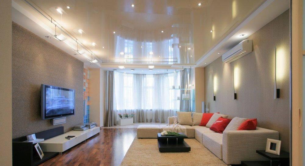 Подвесной потолок на кухне: фото интерьеров и выбор оптимального варианта