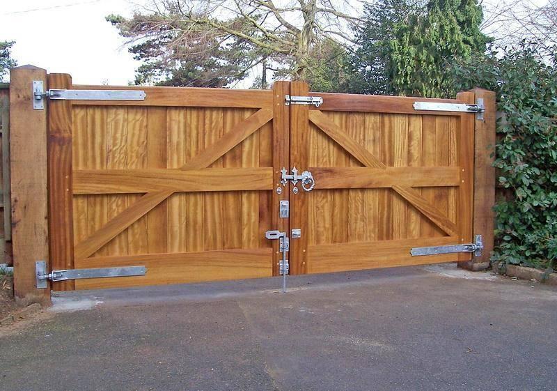 Делаем своими руками подъёмные гаражные ворота