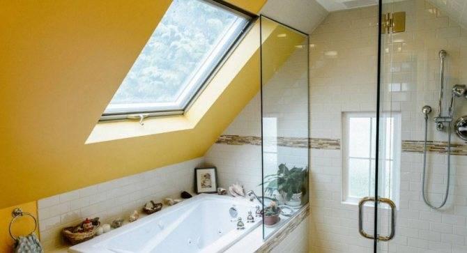 Бюджетный ремонт ванной комнаты: советы, отделка стен