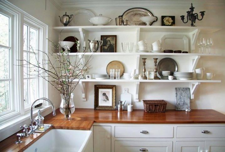 Декор стен на кухне: материалы и интересные решения для оформления