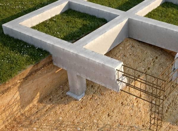 Какой фундамент лучше для дома из пеноблоков в 2 этажа: рекомендации