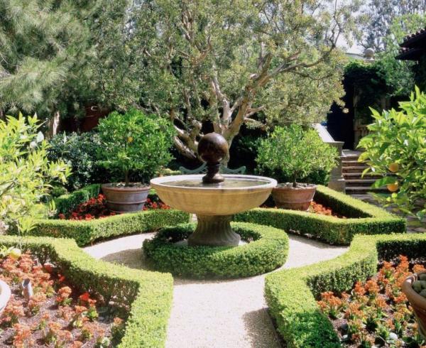 Как применить кустарники в ландшафтном дизайне