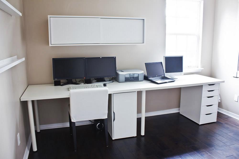Письменные столы ikea (48 фото): белый школьный растущий стол с ящиками, мебель для школьника в интерьере