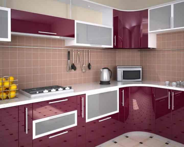 Какие фасады для кухни лучше: из каких материалов делают и как выбрать