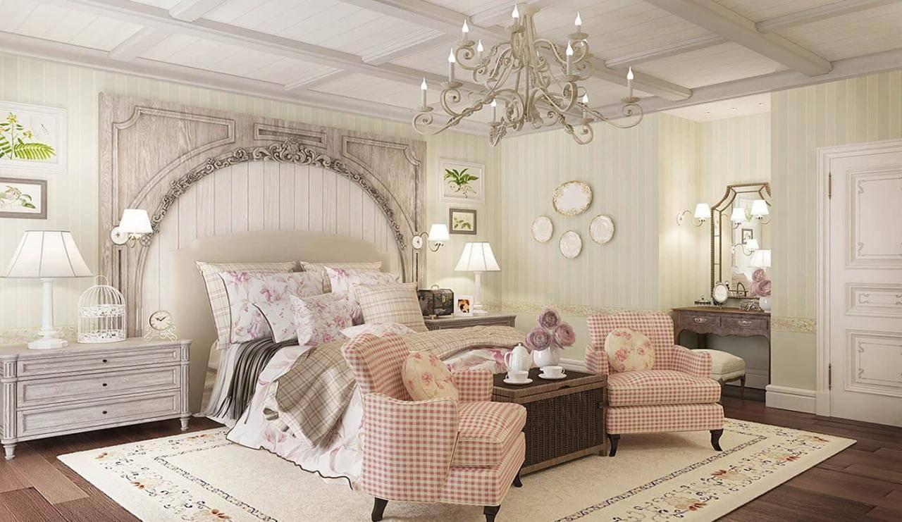 "Спальня в стиле ""прованс"""