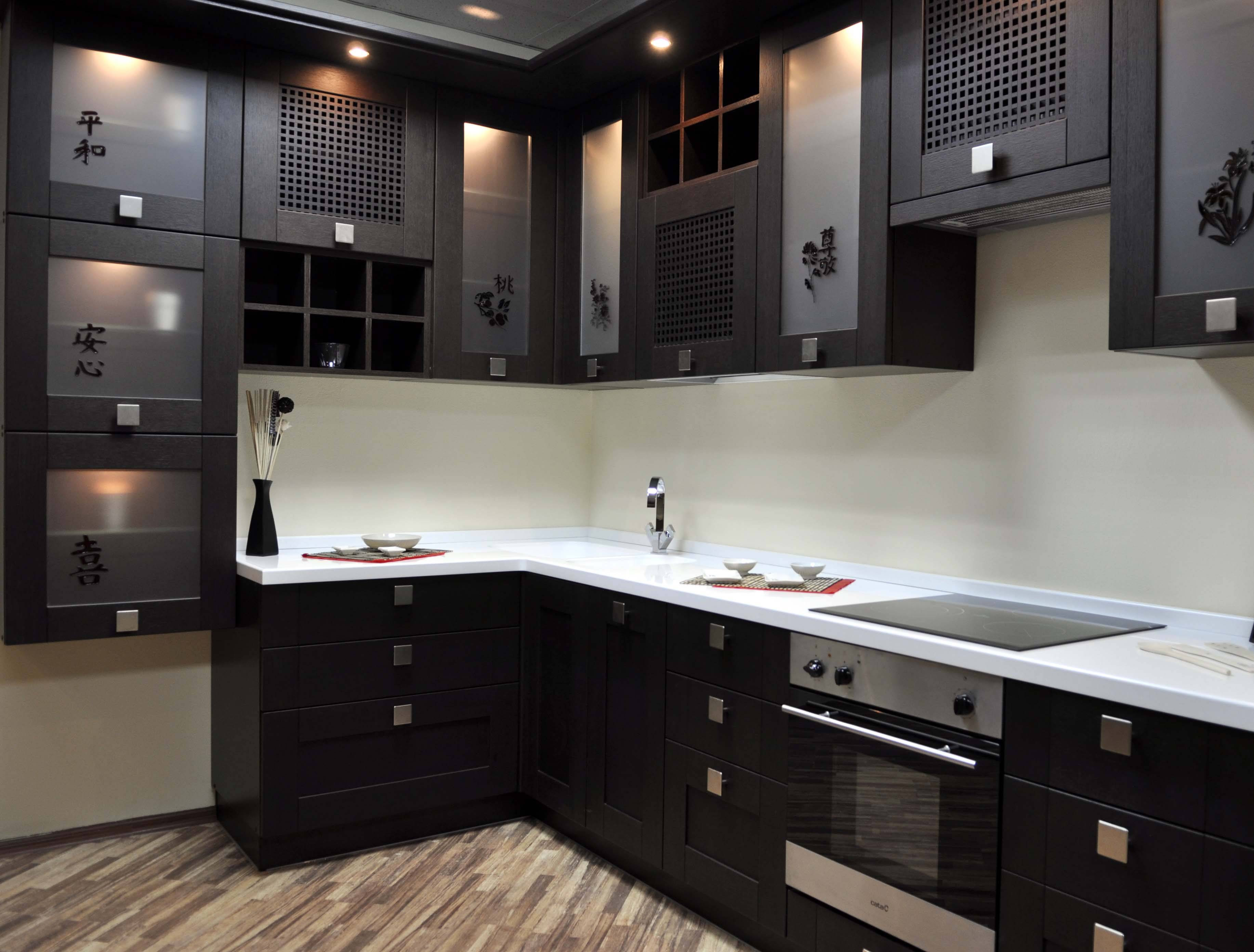 Чертежи и схемы кухонной мебели своими руками