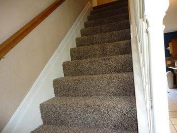 Укладка ковролина на лестницу - о нюансах в строительных работах