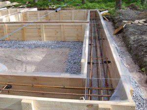 Глубина заложения фундамента: рассчитываем до сантиметра какой глубины должен быть фундамент