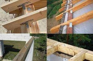 Как сделать односкатную крышу для бани - клуб мастеров