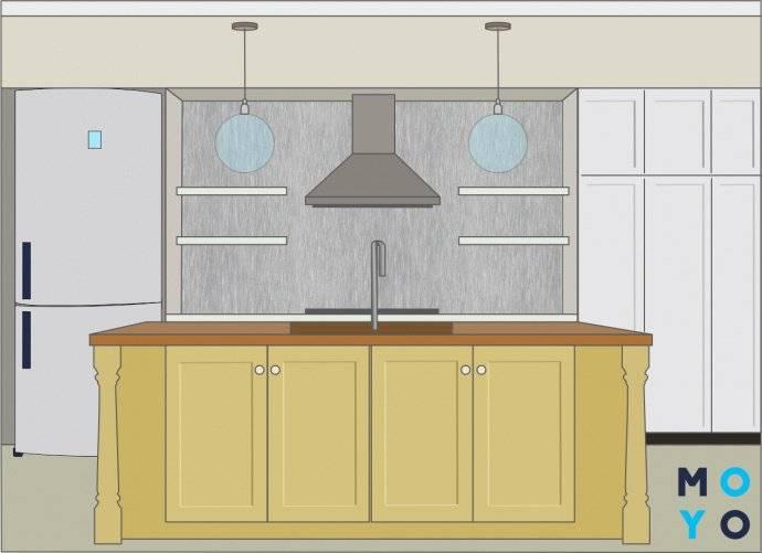 Насколько нужна и нужна ли вообще вытяжка на кухне?