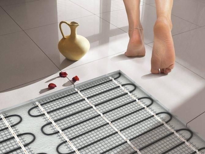 Чем залить теплый водяной пол - 3 варианта + инструкция!