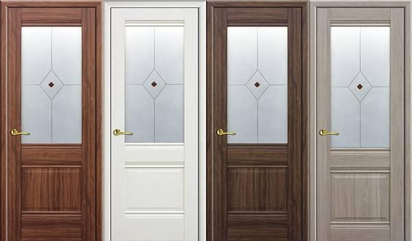 Как выбрать межкомнатную дверь, покрытую эмалью?