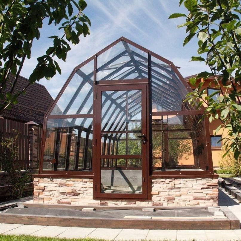 Теплицы glass house: особенности конструкции