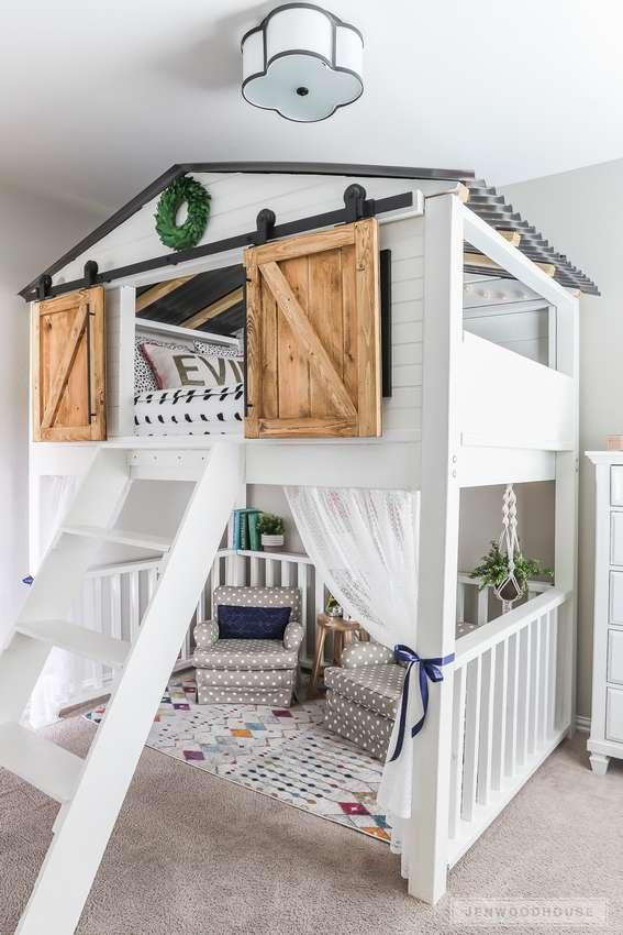 Кровать-чердак своими руками (25 фото): как сделать кровать из дерева, варианты с рабочей зоной, изделия для взрослых